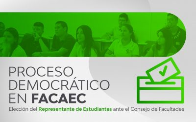 representantes FACAEC estudiantes imagen