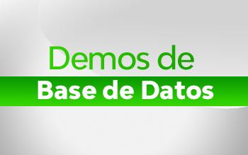 Demos de Base de Datos