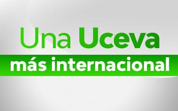 """Uceva más internacional """"Encuentro llevando la internacionalización a la práctica de la educación superior"""""""