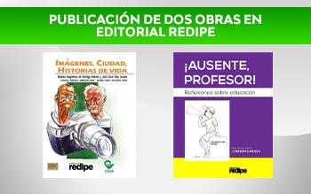 Publicación de Obras en Editorial REDIPE