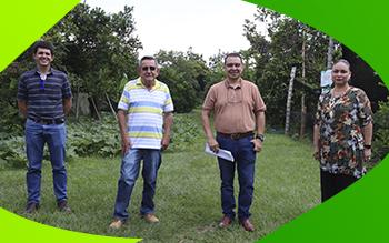 Oficializada Propiedad de la Granja Agrostológica