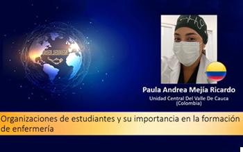 Estudiante de la UCEVA Representa a Colombia en Evento Internacional