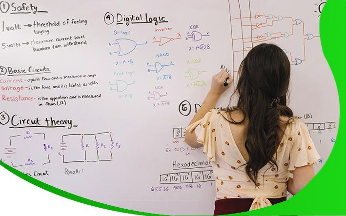 Excepcionales docentes de matemáticas en la UCEVA
