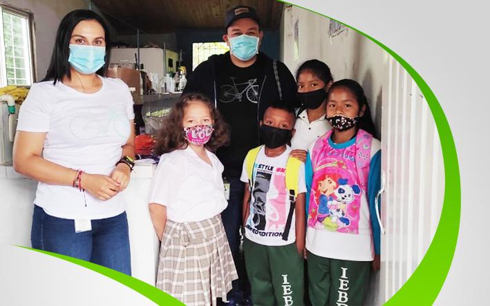 Jornada Pedagógica en Resguardo Indígena de Caloto