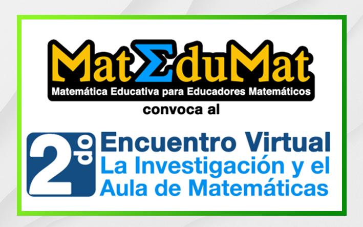 Matemática Educativa para Educadores Matemáticos