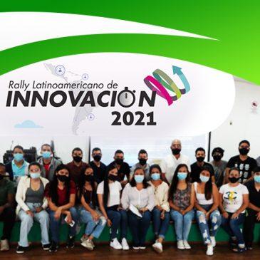 Ucevistas en Rally de Innovación 2021